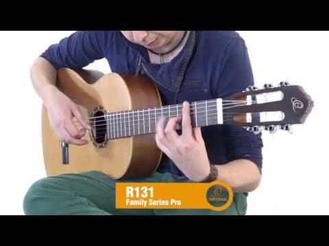 OrtegaGuitars_R131_ProductVideo