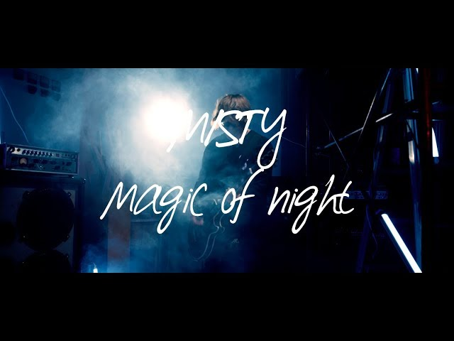 MISTY - Magic of night