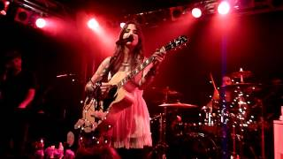 Christina Perri - Tragedy / live @Frannz Club Berlin 03.0.2012