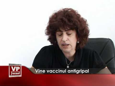 Vine vaccinul antigripal