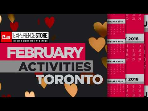 February Events in Toronto - ILAC Experience Store