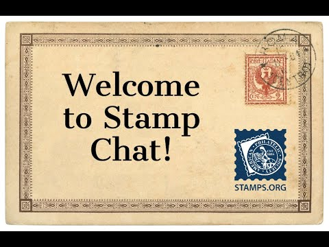 Stamp Chat: Making stamp collecting a more diverse hobby
