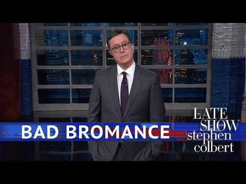 Trump's Cringeworthy Day With Emmanuel Macron