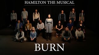 """Burn"" from HAMILTON (Musicality cover)"