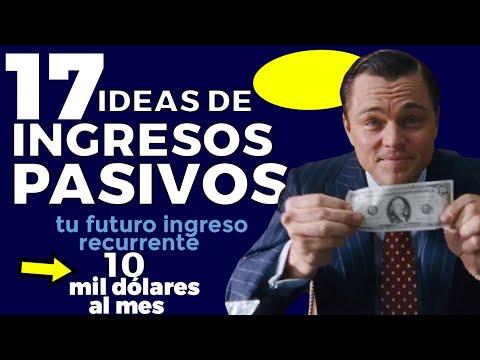 , title : '17 ideas de ingresos pasivos altamente rentables - 2020'