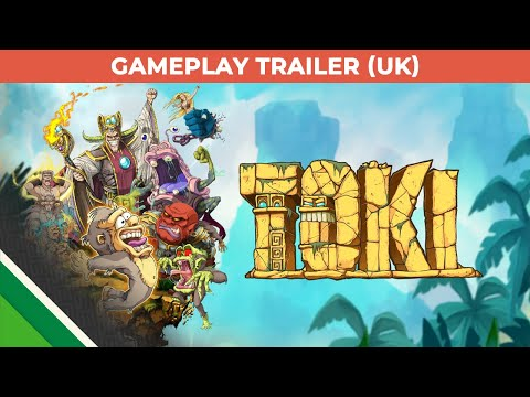 Toki - Gameplay trailer English PEGI thumbnail