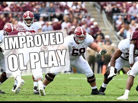 DJ from Ohio on the Alabama Crimson Tide offensive line: Keep Landon Dickerson at center