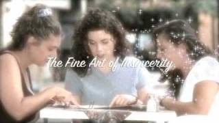 The Fine Art Of Insincerity Trailer