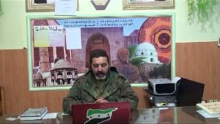 preview picture of video 'معرة النعمان بيان حول قطع رأس تمثال أبو العلاء المعري'