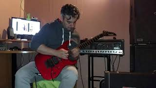 Exodus - me, myself & i (guitar cover)
