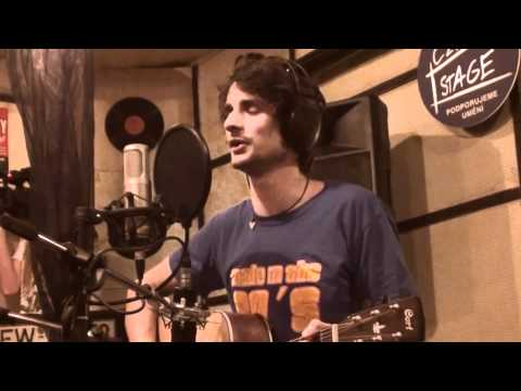 The Tapes - Superficial - (live in studio TdB Ostrava 15.12. 201