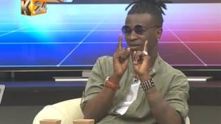 K24 Alfajiri: Up Close & Personal with Navy Kenzo