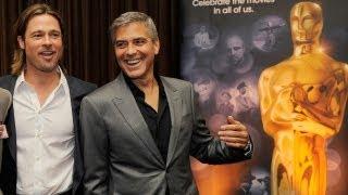 Оскар 2012 по-русски и по-американски