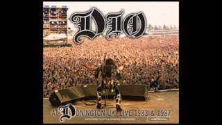 Dio At Donington UK- Live 1987 - Man on the Silver Mountain