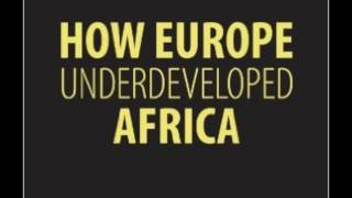 Walter Rodney: How Europe Underdeveloped Africa Audiobook - Chapter 1