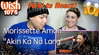 "Morissette performs ""Akin Ka Na Lang"" LIVE on Wish 107.5 Bus