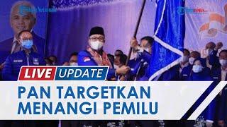 Ketua DPP PAN Lantik Pengurus DPW Kaltim, Persiapkan Power dan Targetkan Kemenangan Pemilu 2024