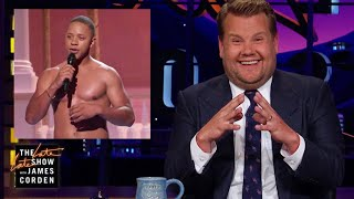 James Corden Has Thoughts on 'The Proposal'