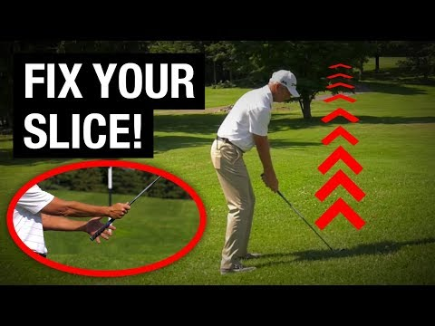 Great video from a good friend of mine on how to fix your slice...