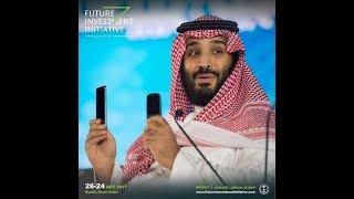 الأمير محمد بن سلمان يعلن إطلاق مشروع «نيوم».. ودعمه بأكثر من 500 مليار دولار