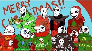 Christmas Party AU Movie (Undertale Comic Dub)