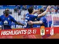 Resumen de Real Oviedo vs Granada CF (2-1) - Vídeos de 2017 del Real Oviedo