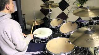 Zac Brown Band Settle Me Down Drum Cover