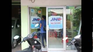 JNE Express Across Nations
