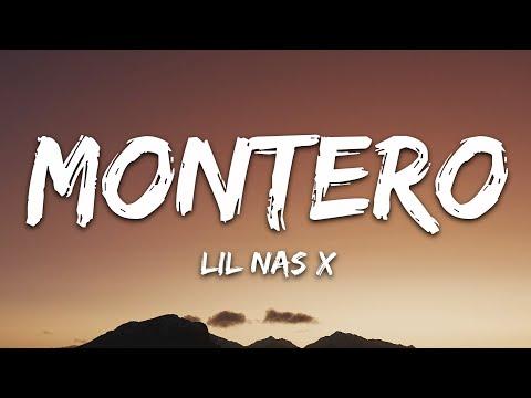 Lil Nas X - MONTERO (Call Me By Your Name) (Lyrics)
