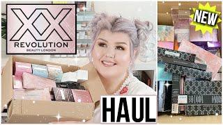 XX REVOLUTION HAUL | New From Makeup Revolution