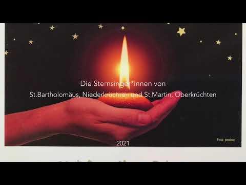 Die Sternsinger*innen 2021