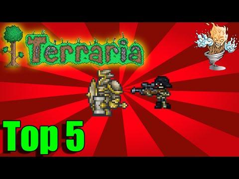 Terraria Top 5 Dungeon Drops | Terraria 1.3 Countdown