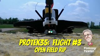 FPV Cinewhoop   iFlight Protek35   Flight #3   Minnesota