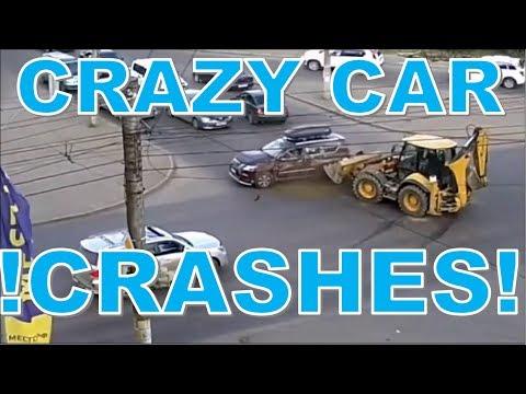 ➤ Car Crash TV dmax,  Stupid car crash idiots compilation 2017 #5 - Car crash Challenge