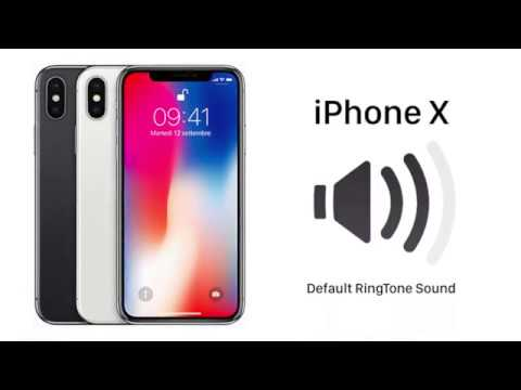 REFLECTION - The New iPhone X Default Ringtone Sound [DOWNLOAD]