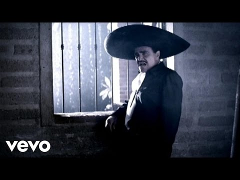 La Tragedia Del Vaquero - Vicente Fernandez (Video)