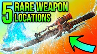 Fallout 76 - 5 More Rare Hidden Weapon Locations