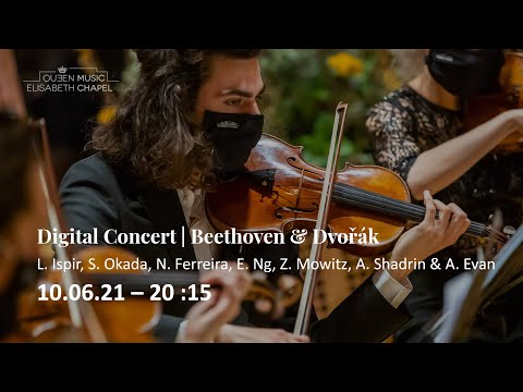 Beethoven Serenade Op. 8 at the Queen Elisabeth Music Chapel