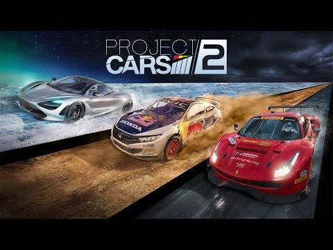 Project CARS 2 - Launch Trailer (4K)