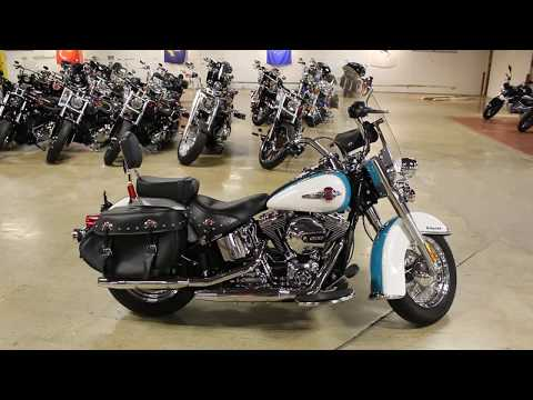 2016 Harley-Davidson Heritage Softail® Classic in New London, Connecticut - Video 1