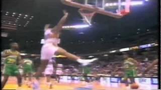 Chris Jackson '92 NBA Holding Court
