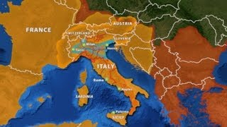 Italy - Geography