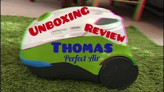 Thomas Perfect Air. Is it Worth Your Money? Unboxing and Review.