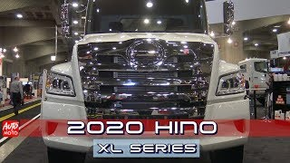 2020 Hino XL Series - Exterior And Interior - 2019 ExpoCam Montreal