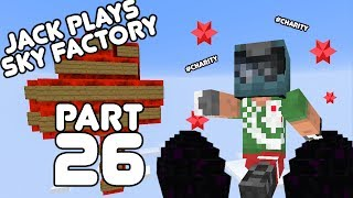 #Charity FTW! Jack plays Sky Factory Part 26!