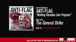 Anti-Flag - Nothing Recedes Like Progress
