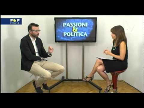 Passioni & Politica - intervista a Antonio Mazzeo, responsabile organizzazione del Pd Toscana.