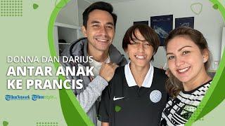 Donna Agnesia & Darius Rela Habiskan Hampir Rp1 M, demi Putra Sulung Sekolah Sepak Bola di Prancis