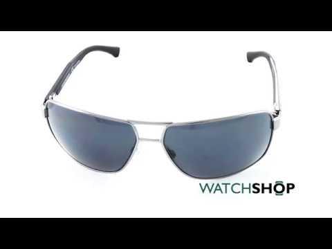 Emporio Armani Men's EA2001 Sunglasses (EA2001-301081-64)
