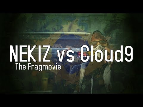 NEKIZ vs Cloud9 – CS:GO Fragmovie